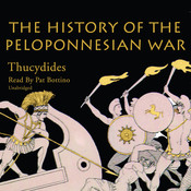 The History of the Peloponnesian War Audiobook, by Thucydides