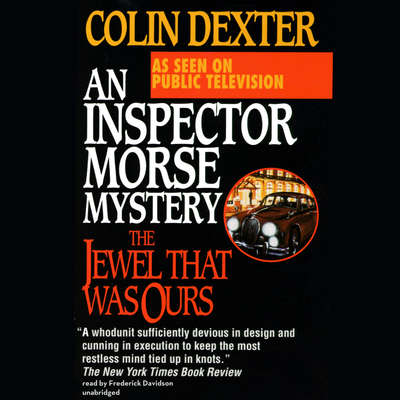 The Jewel That Was Ours Audiobook, by Colin Dexter