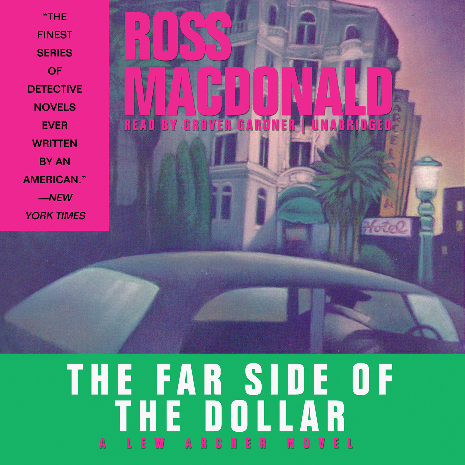 Printable The Far Side of the Dollar Audiobook Cover Art