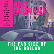 The Far Side of the Dollar Audiobook, by Ross Macdonald