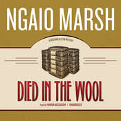 Died in the Wool, by Ngaio Marsh