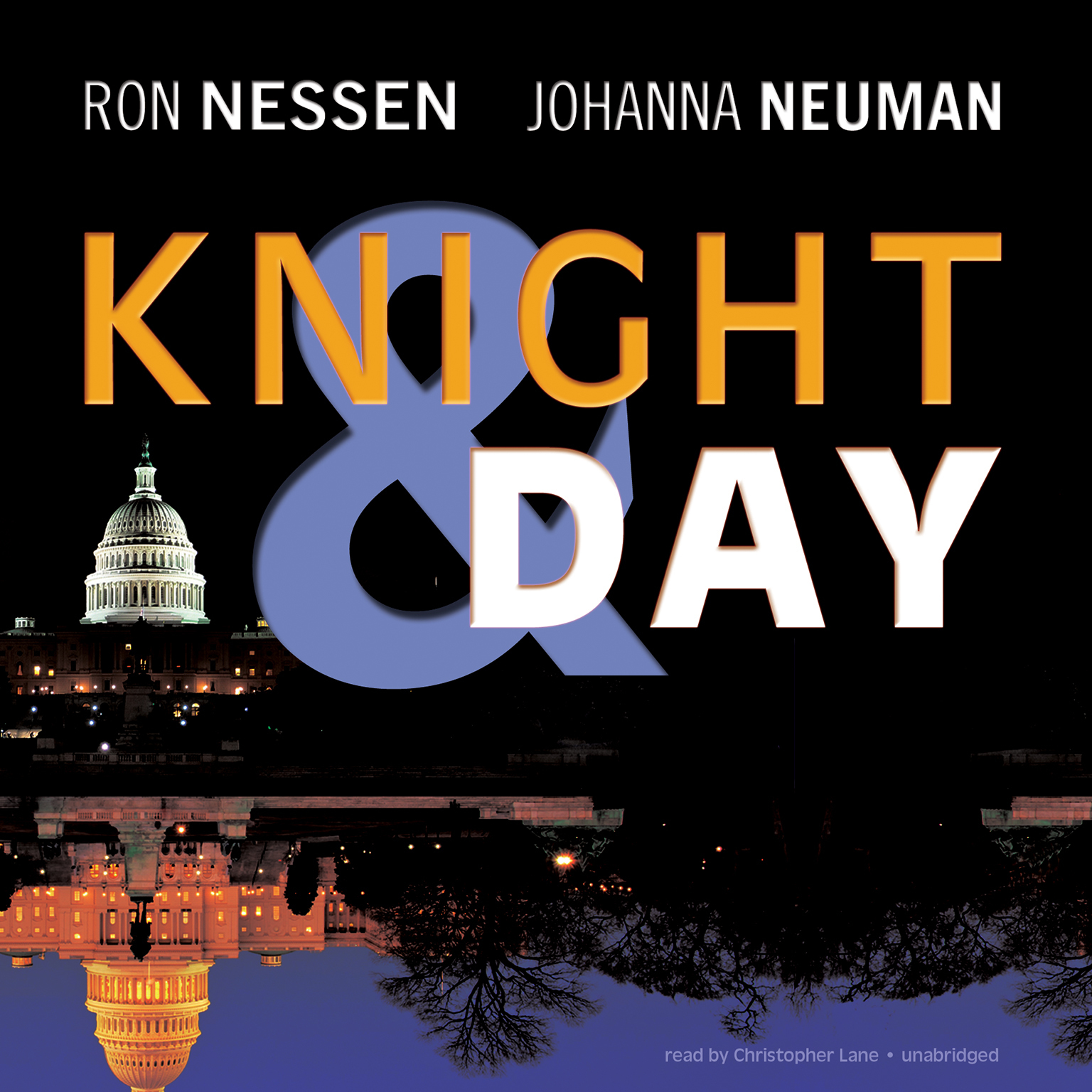 Printable Knight & Day Audiobook Cover Art