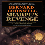 Sharpe's Revenge: Richard Sharpe and the Peace of 1814 Audiobook, by Bernard Cornwell
