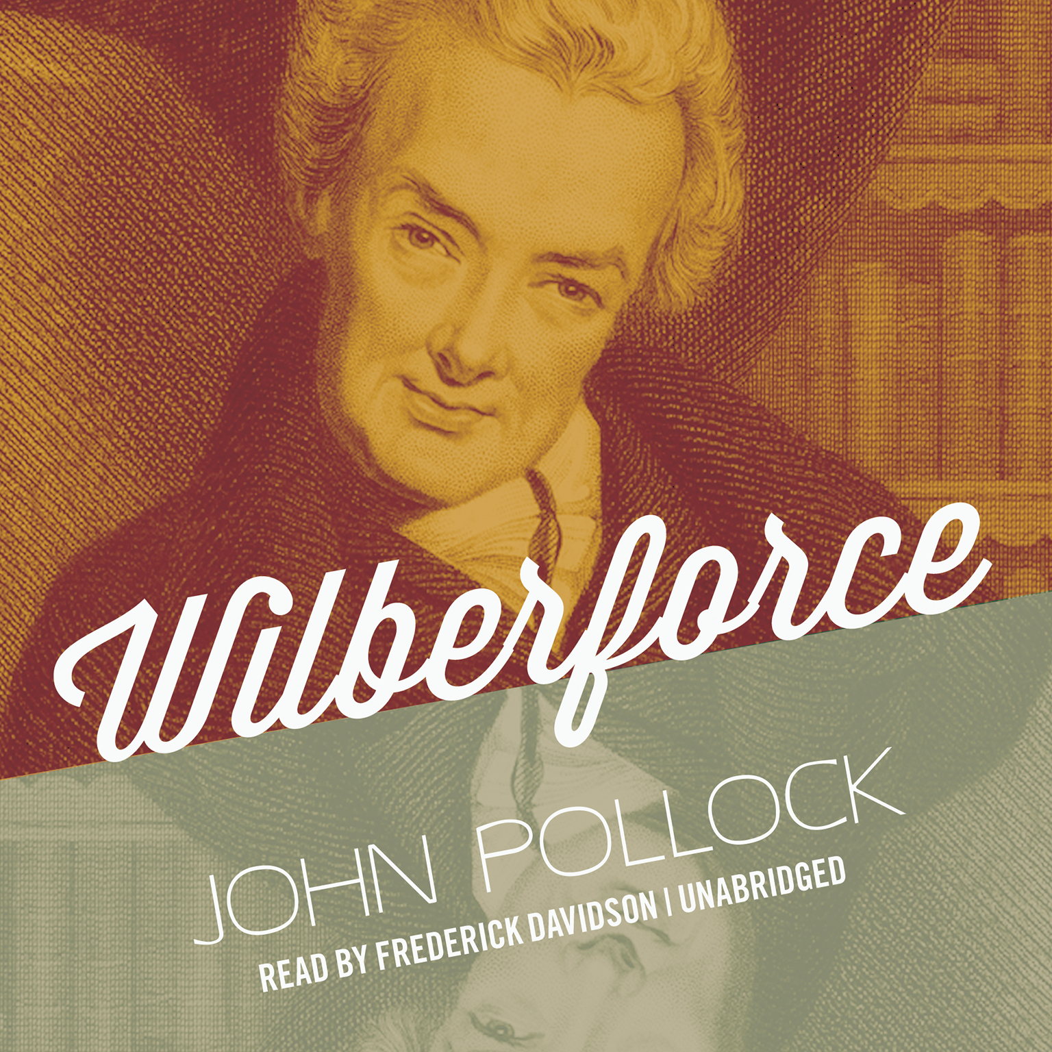 Printable Wilberforce Audiobook Cover Art