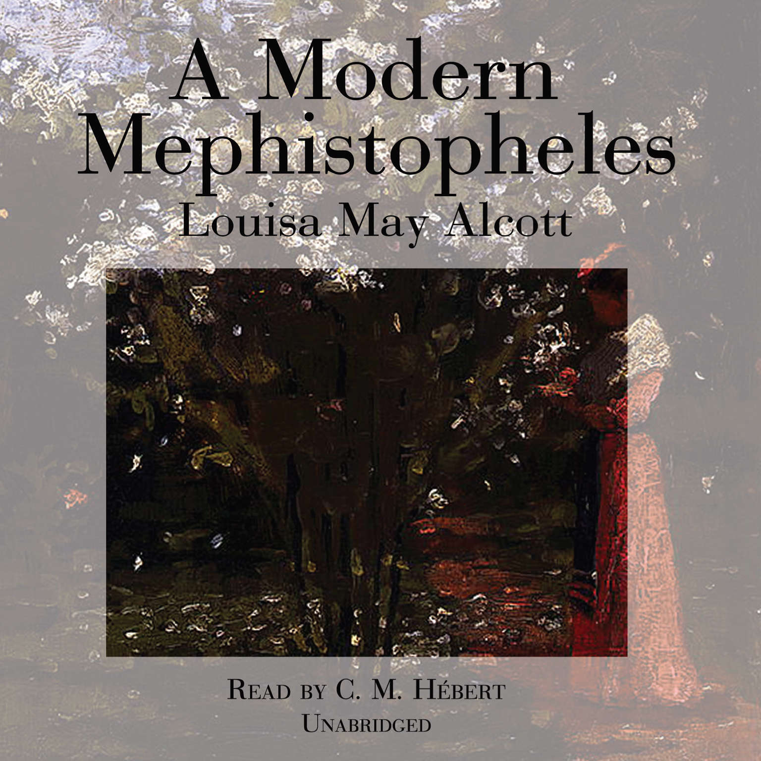 Printable A Modern Mephistopheles Audiobook Cover Art