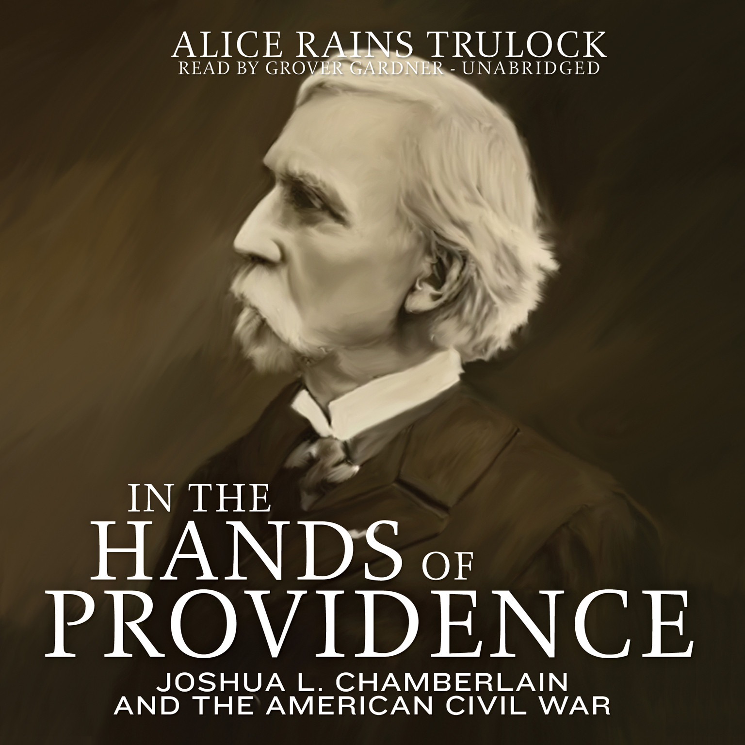 Printable In the Hands of Providence: Joshua L. Chamberlain and the American Civil War Audiobook Cover Art