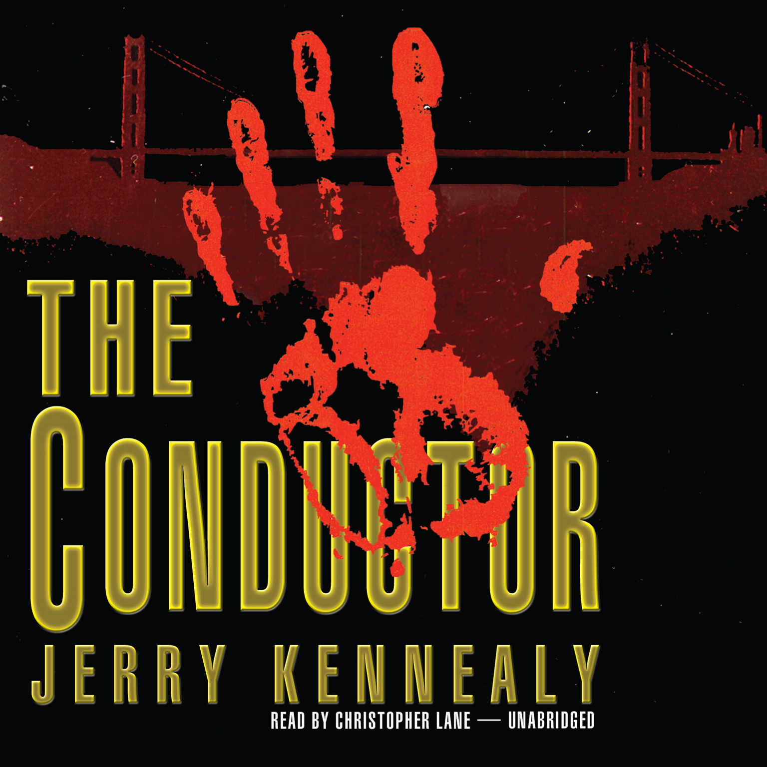 Printable The Conductor Audiobook Cover Art