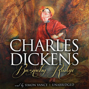 Barnaby Rudge Audiobook, by Charles Dickens