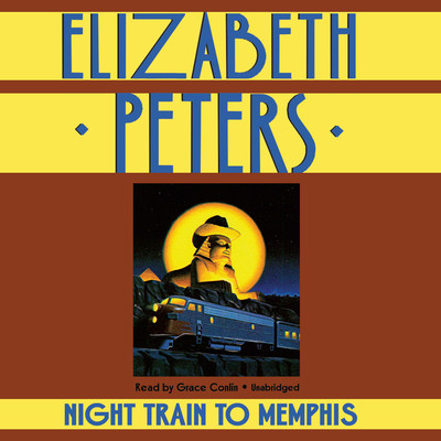 Night Train to Memphis Audiobook, by Elizabeth Peters