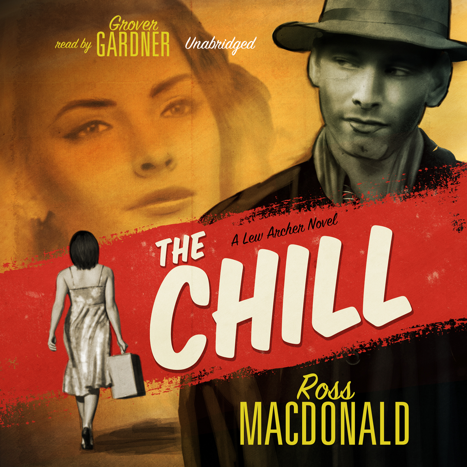 Printable The Chill: A Lew Archer Novel Audiobook Cover Art