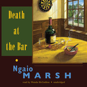Death at the Bar, by Ngaio Marsh