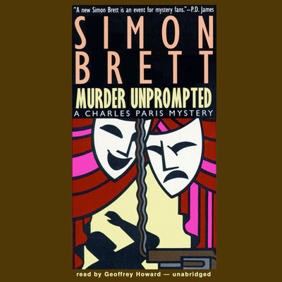 Murder Unprompted Audiobook, by Simon Brett