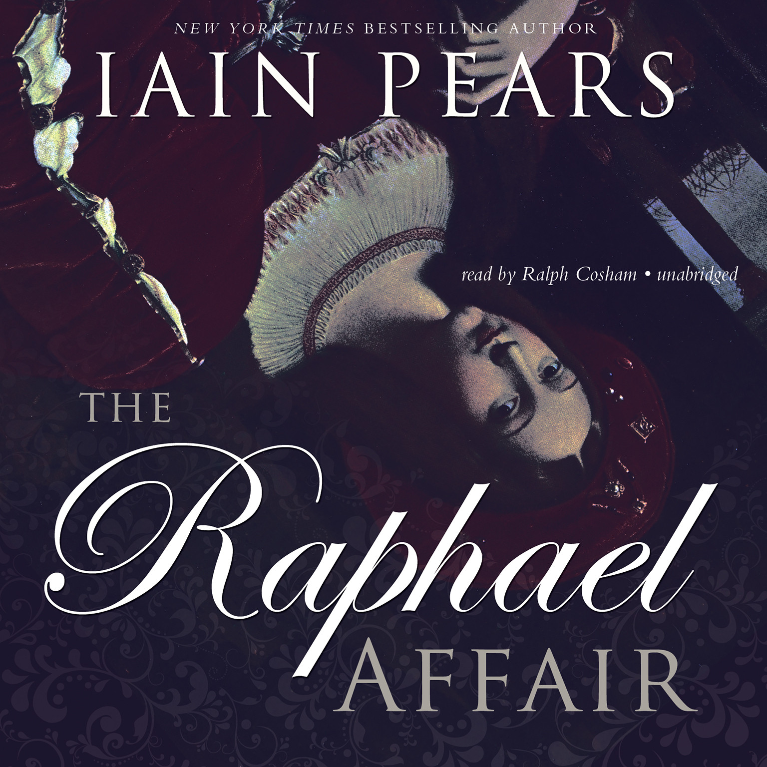 Printable The Raphael Affair Audiobook Cover Art