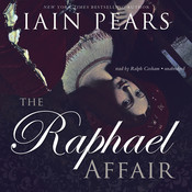 The Raphael Affair Audiobook, by Iain Pears