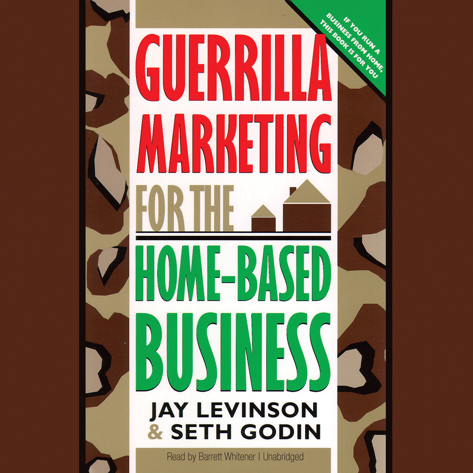 Printable Guerrilla Marketing for the Home-Based Business Audiobook Cover Art