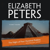 The Night of Four Hundred Rabbits Audiobook, by Elizabeth Peters