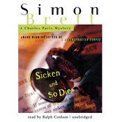 Sicken and So Die Audiobook, by Simon Brett