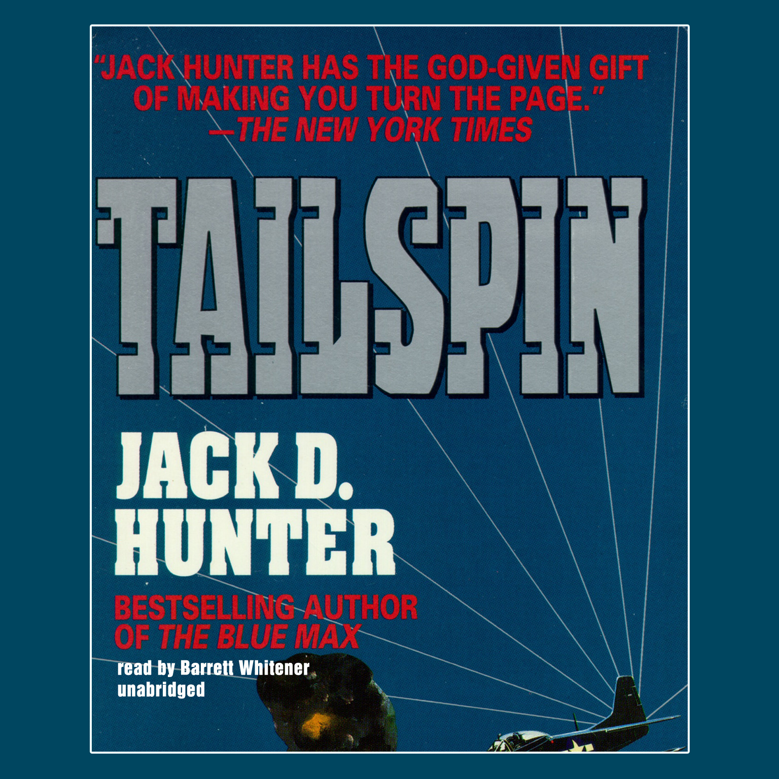 Printable Tailspin Audiobook Cover Art