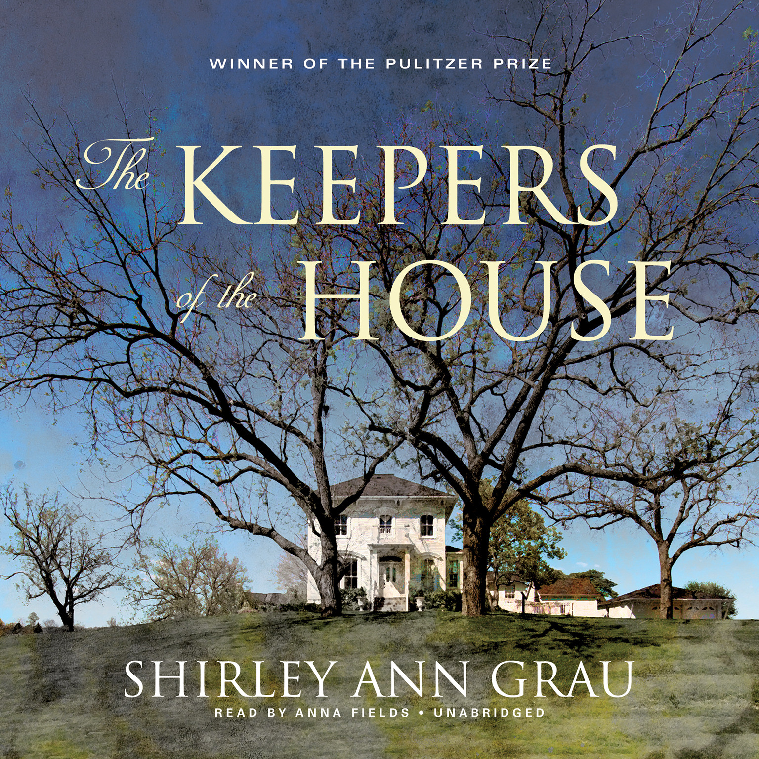 Printable The Keepers of the House Audiobook Cover Art