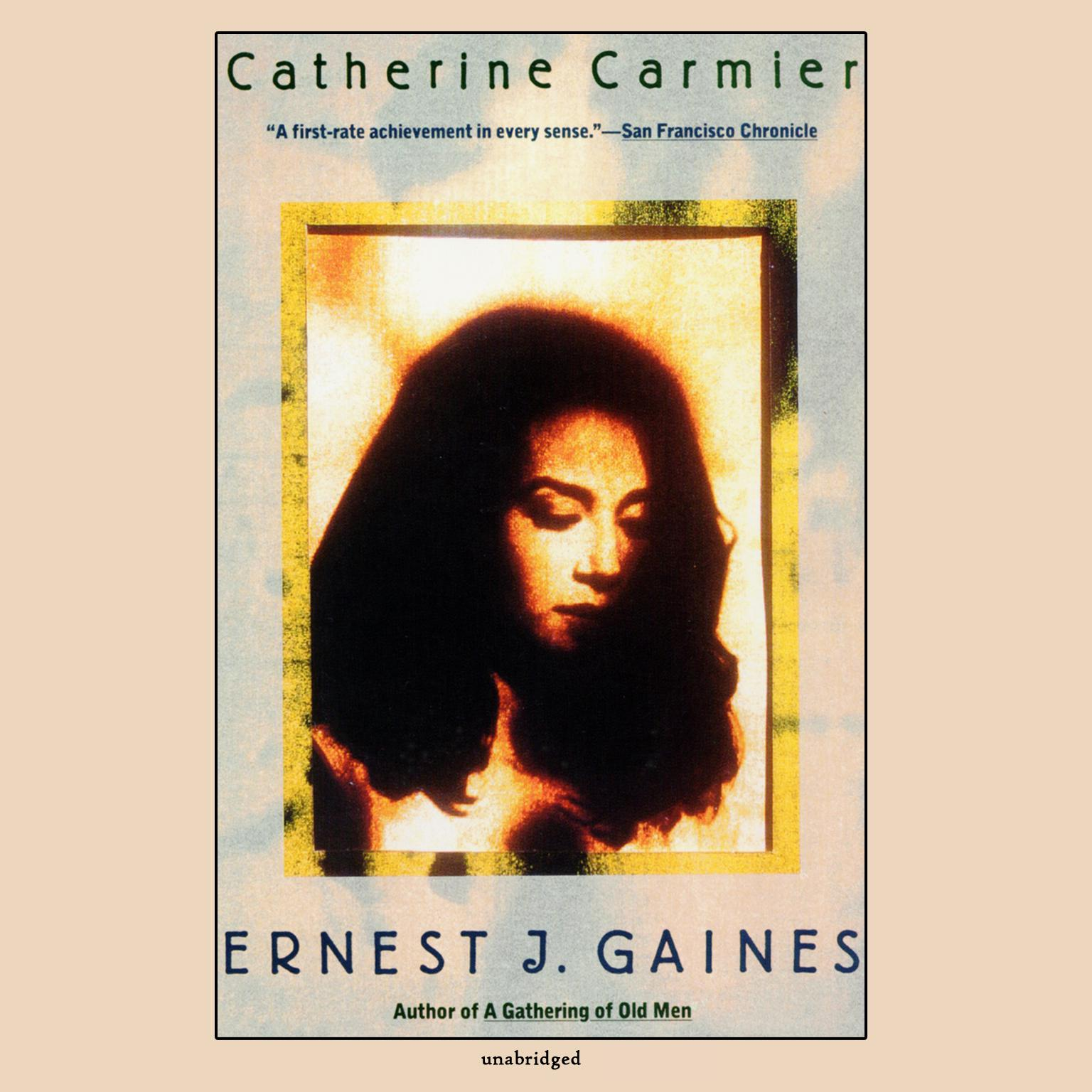 Printable Catherine Carmier: A Novel Audiobook Cover Art