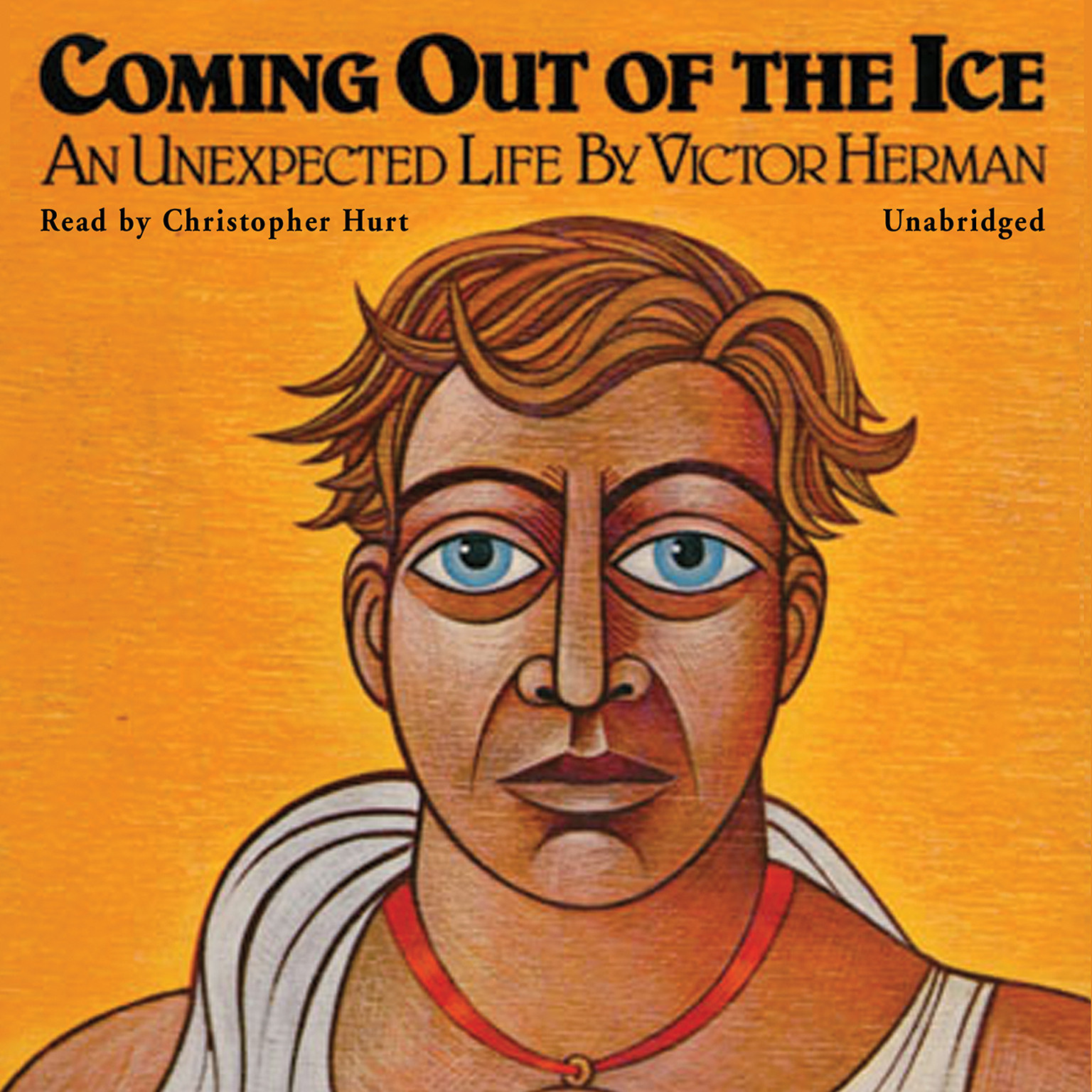 Printable Coming Out of the Ice: An Unexpected Life Audiobook Cover Art