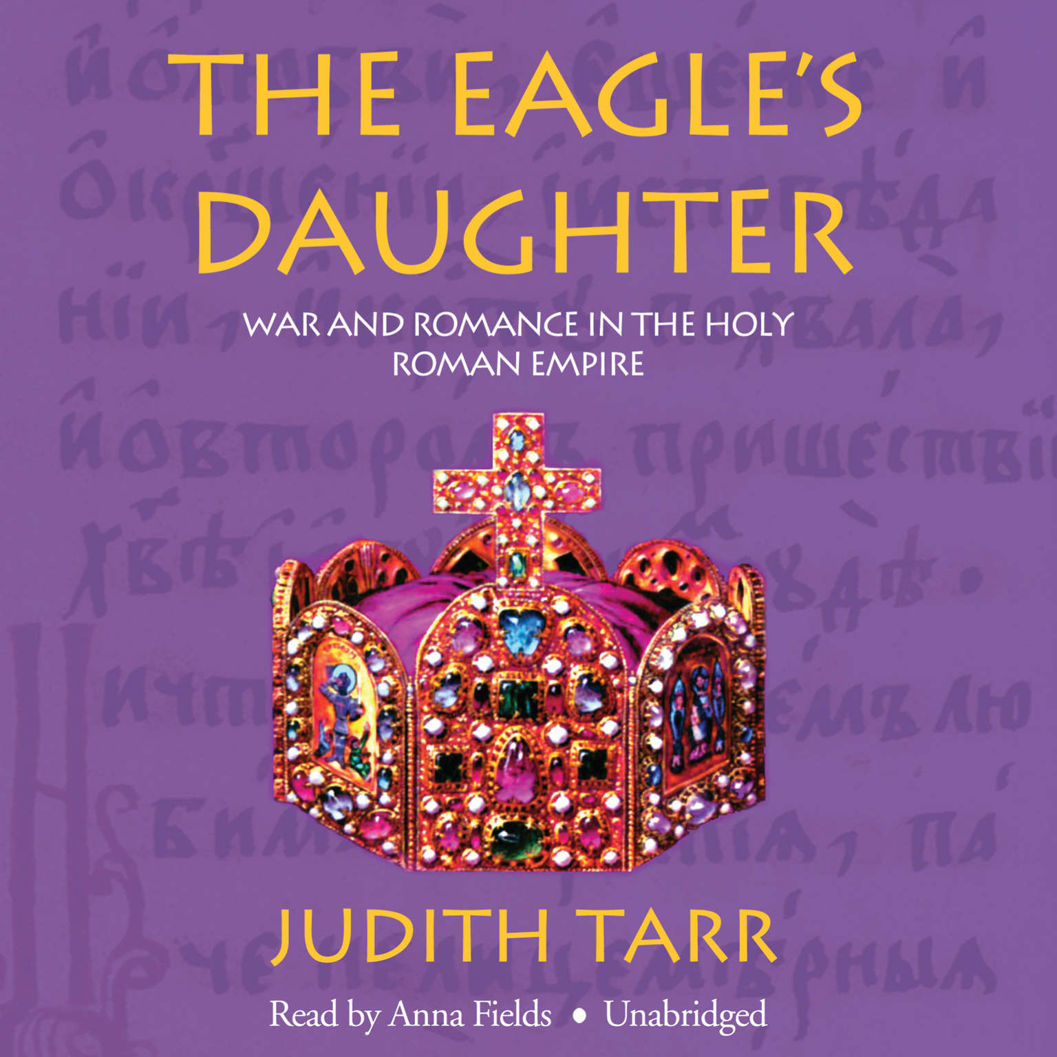 Printable The Eagle's Daughter Audiobook Cover Art