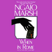 When in Rome Audiobook, by Ngaio Marsh