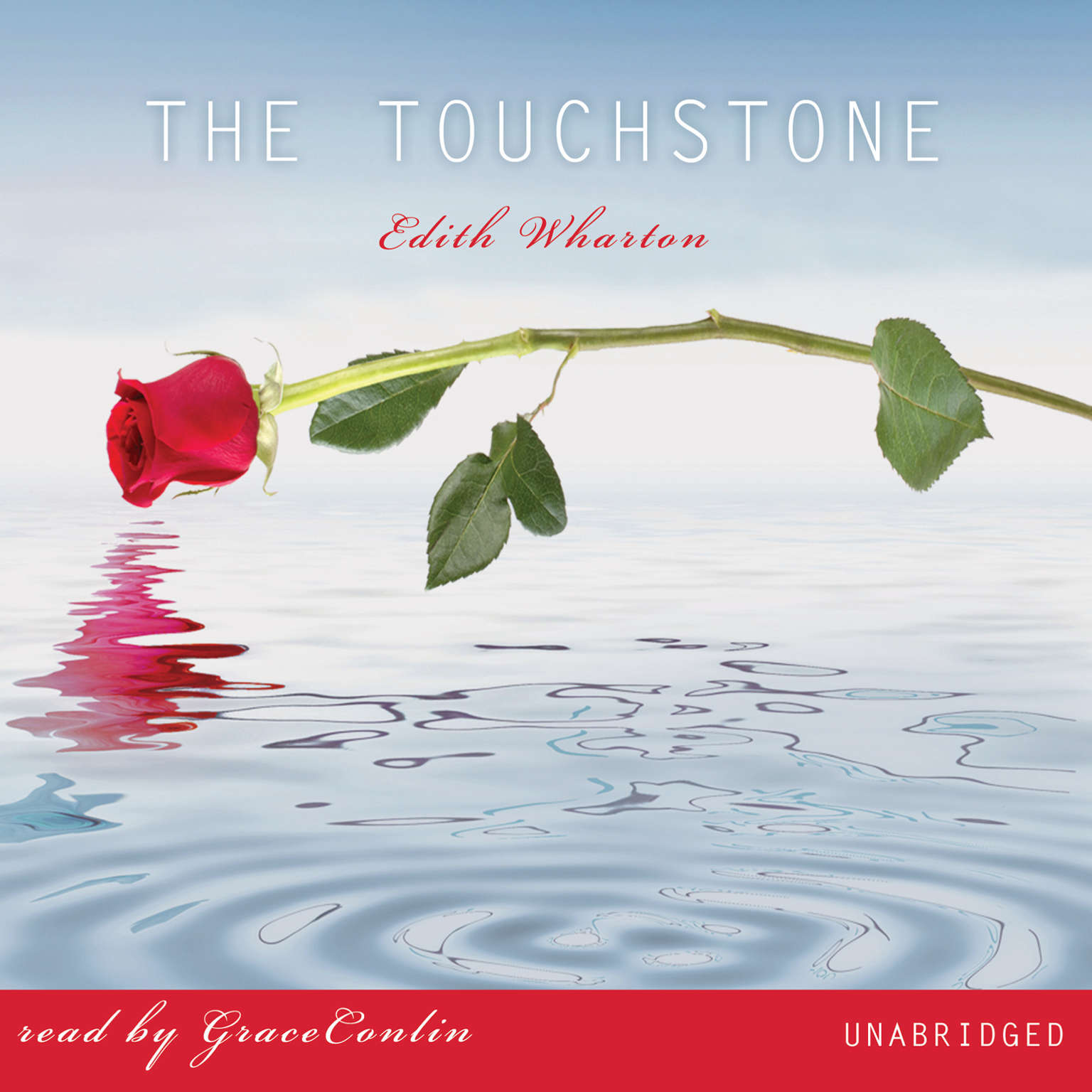 Printable The Touchstone Audiobook Cover Art