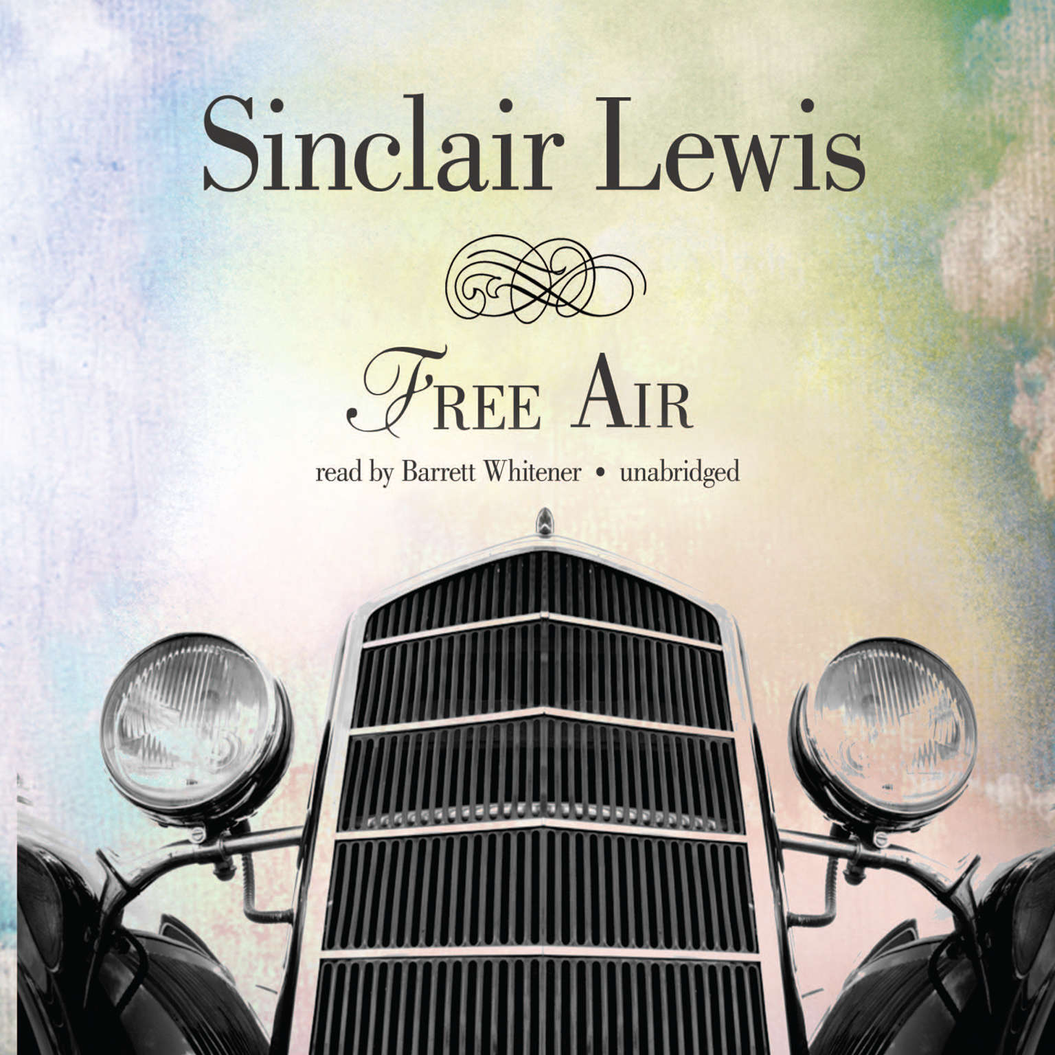 Printable Free Air Audiobook Cover Art