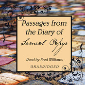 Passages from the Diary of Samuel Pepys, by Samuel Pepys