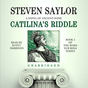 Catilina's Riddle Audiobook, by Steven Saylor
