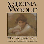 The Voyage Out Audiobook, by Virginia Woolf