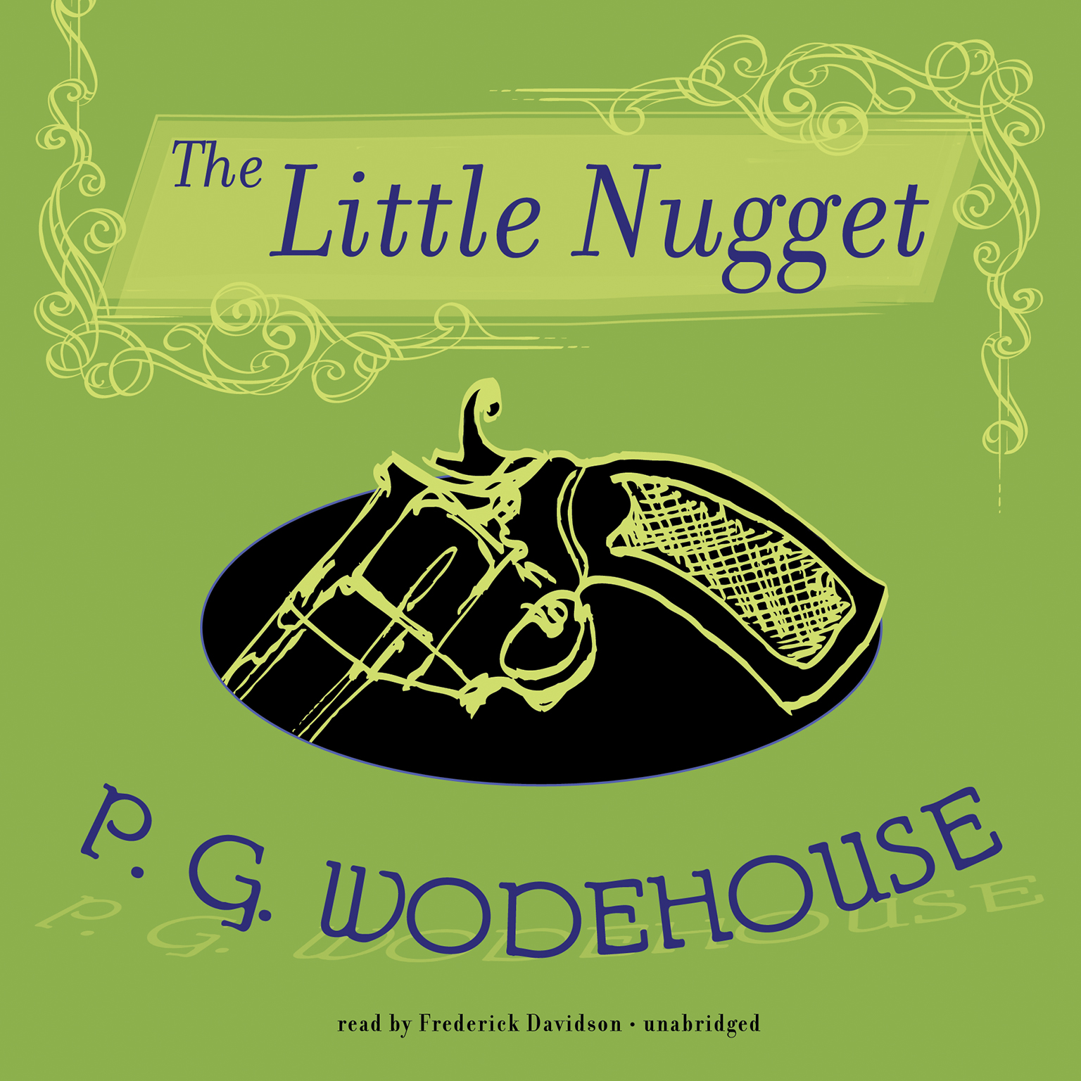 Printable The Little Nugget Audiobook Cover Art