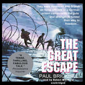 The Great Escape Audiobook, by Paul Brickhill