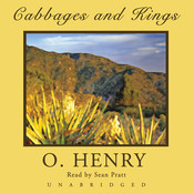 Cabbages and Kings Audiobook, by O. Henry