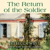 The Return of the Soldier Audiobook, by Rebecca West