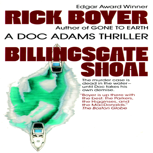 Printable Billingsgate Shoal Audiobook Cover Art