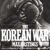 The Korean War Audiobook, by Max Hastings