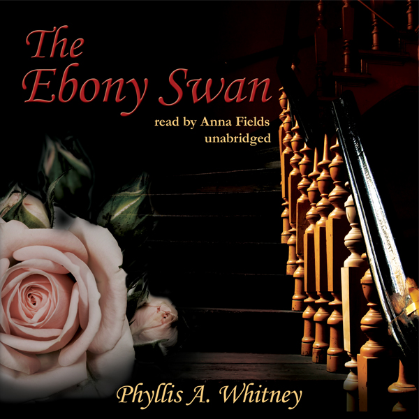 Printable The Ebony Swan Audiobook Cover Art