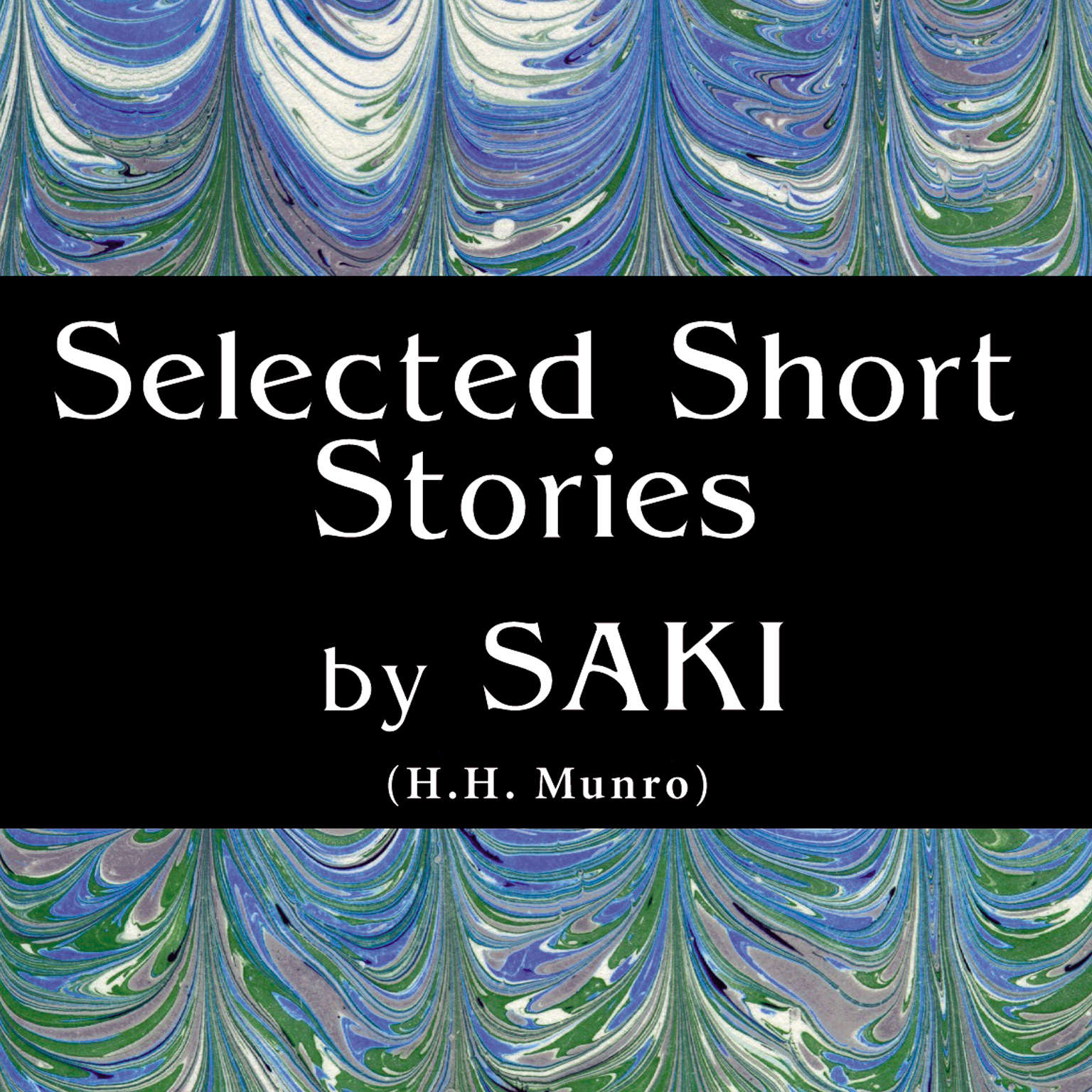 Printable Short Stories by Saki Audiobook Cover Art