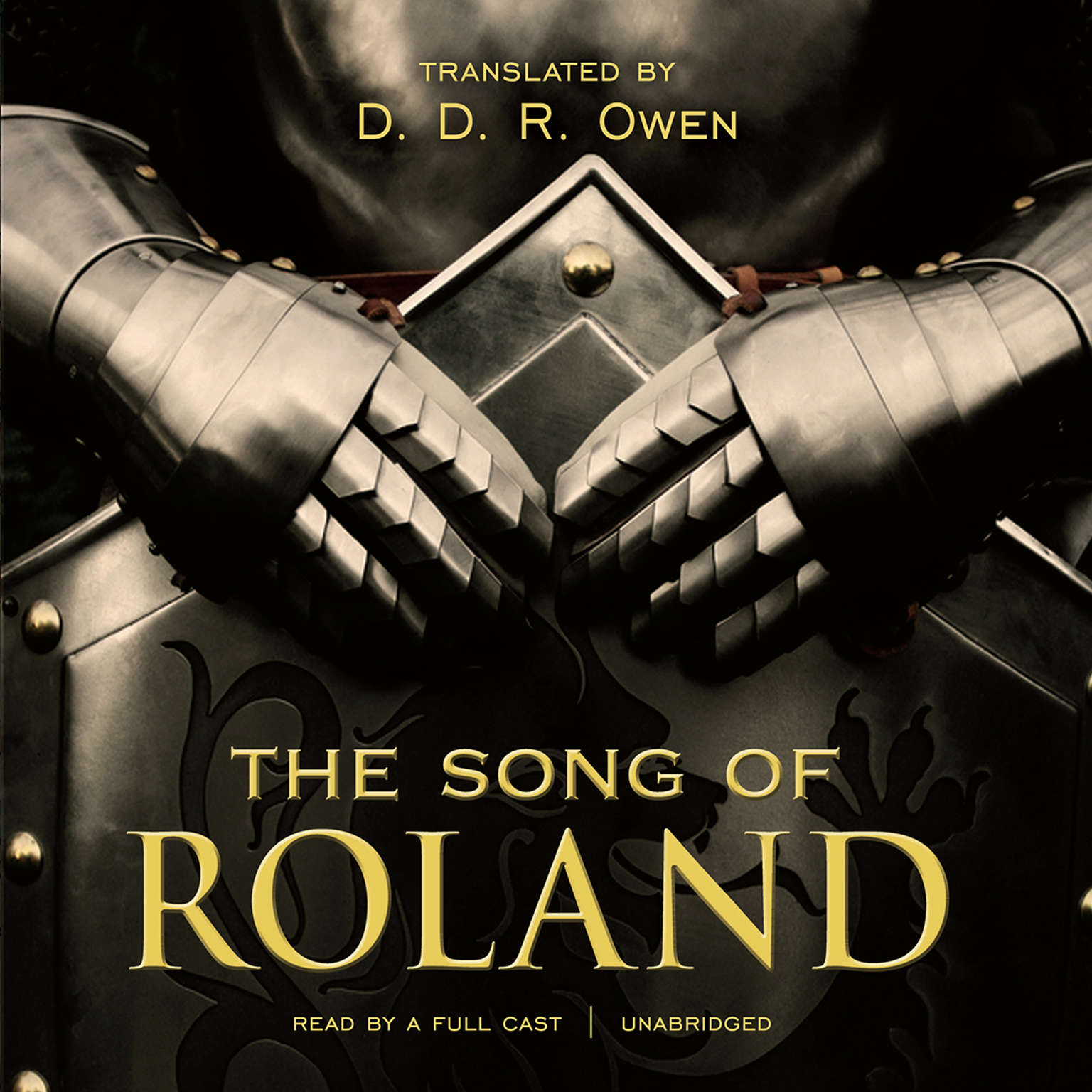 Printable The Song of Roland Audiobook Cover Art
