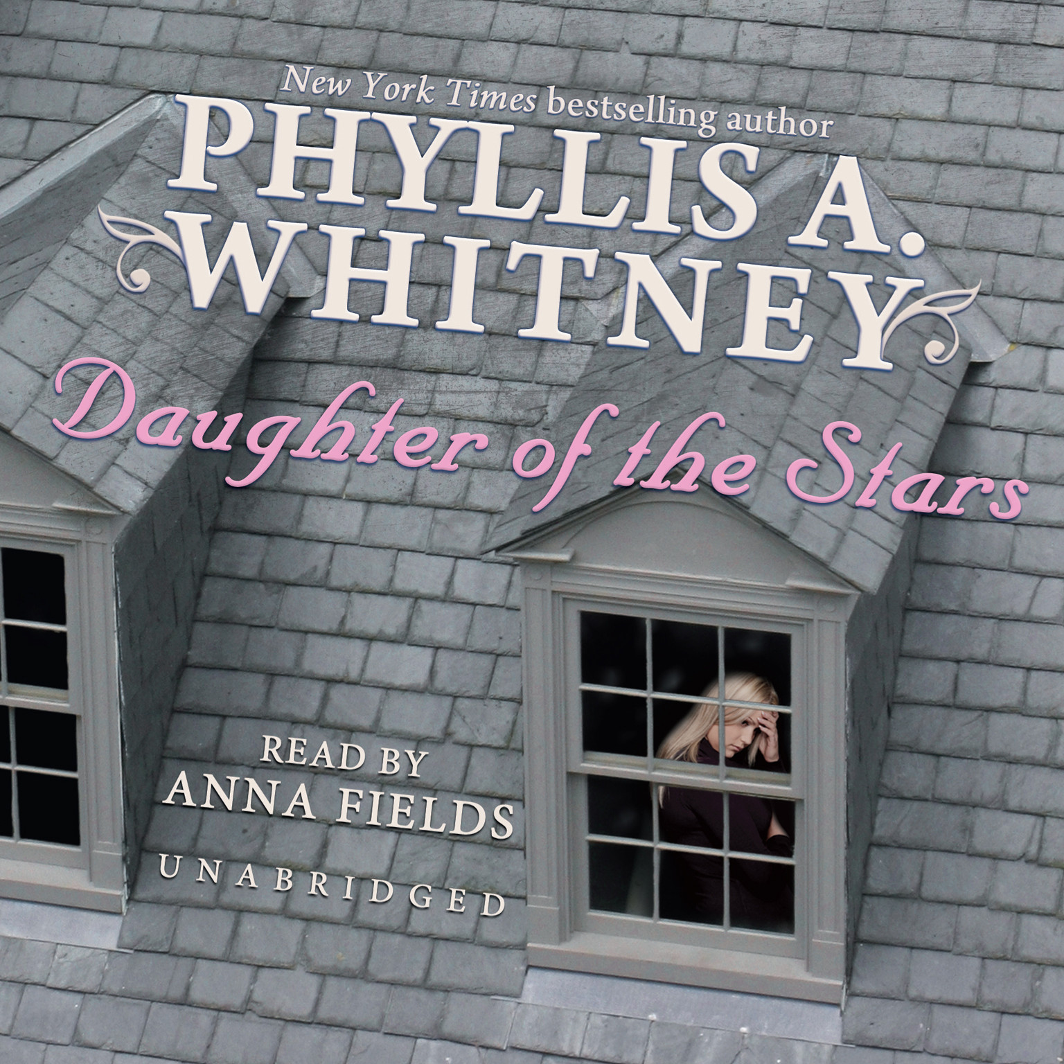 Printable Daughter of the Stars Audiobook Cover Art