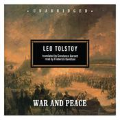 War and Peace, by Leo Tolstoy