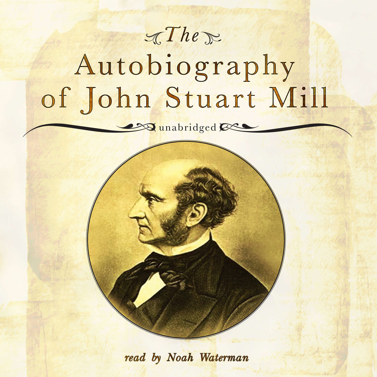 Printable The Autobiography of John Stuart Mill Audiobook Cover Art