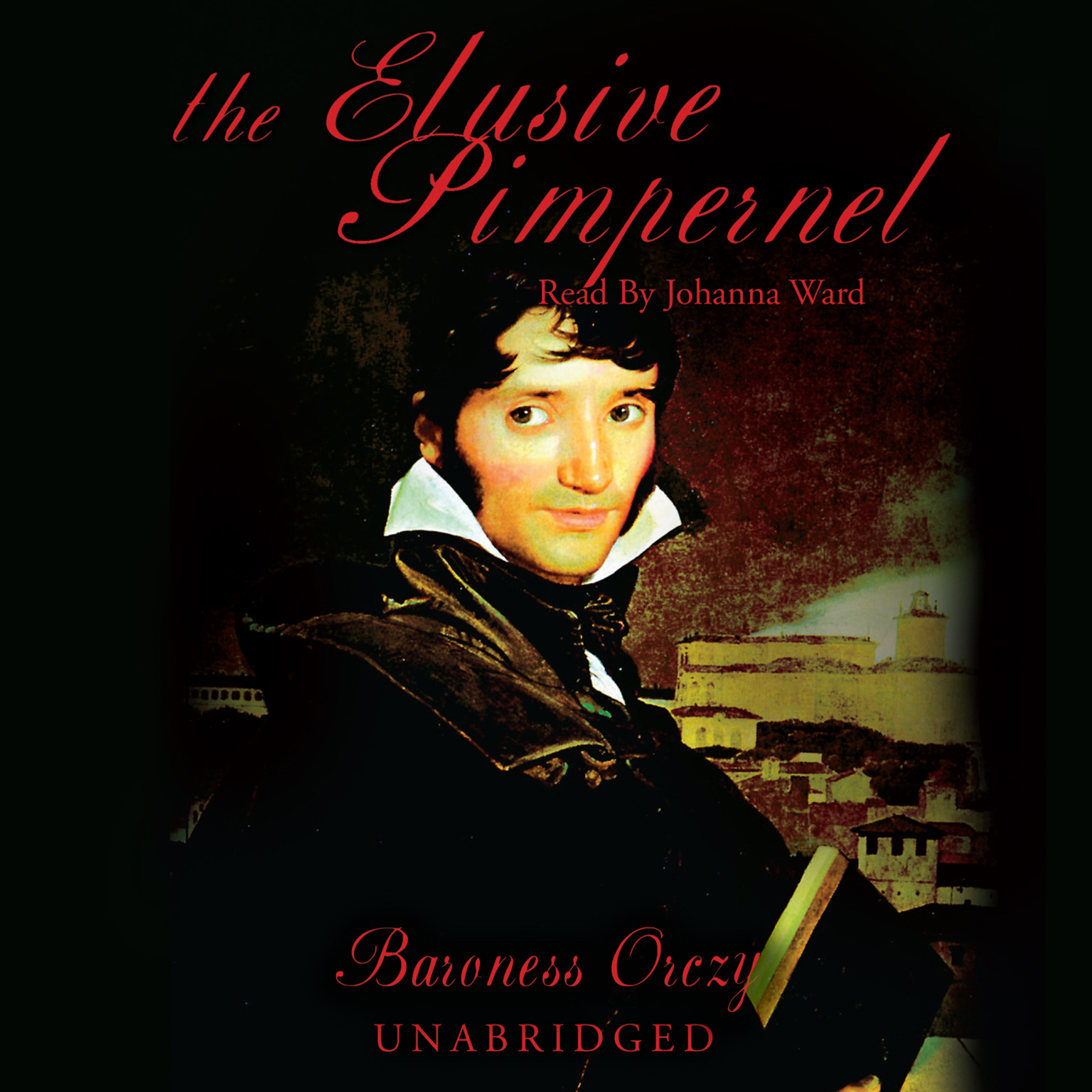 Printable The Elusive Pimpernel Audiobook Cover Art