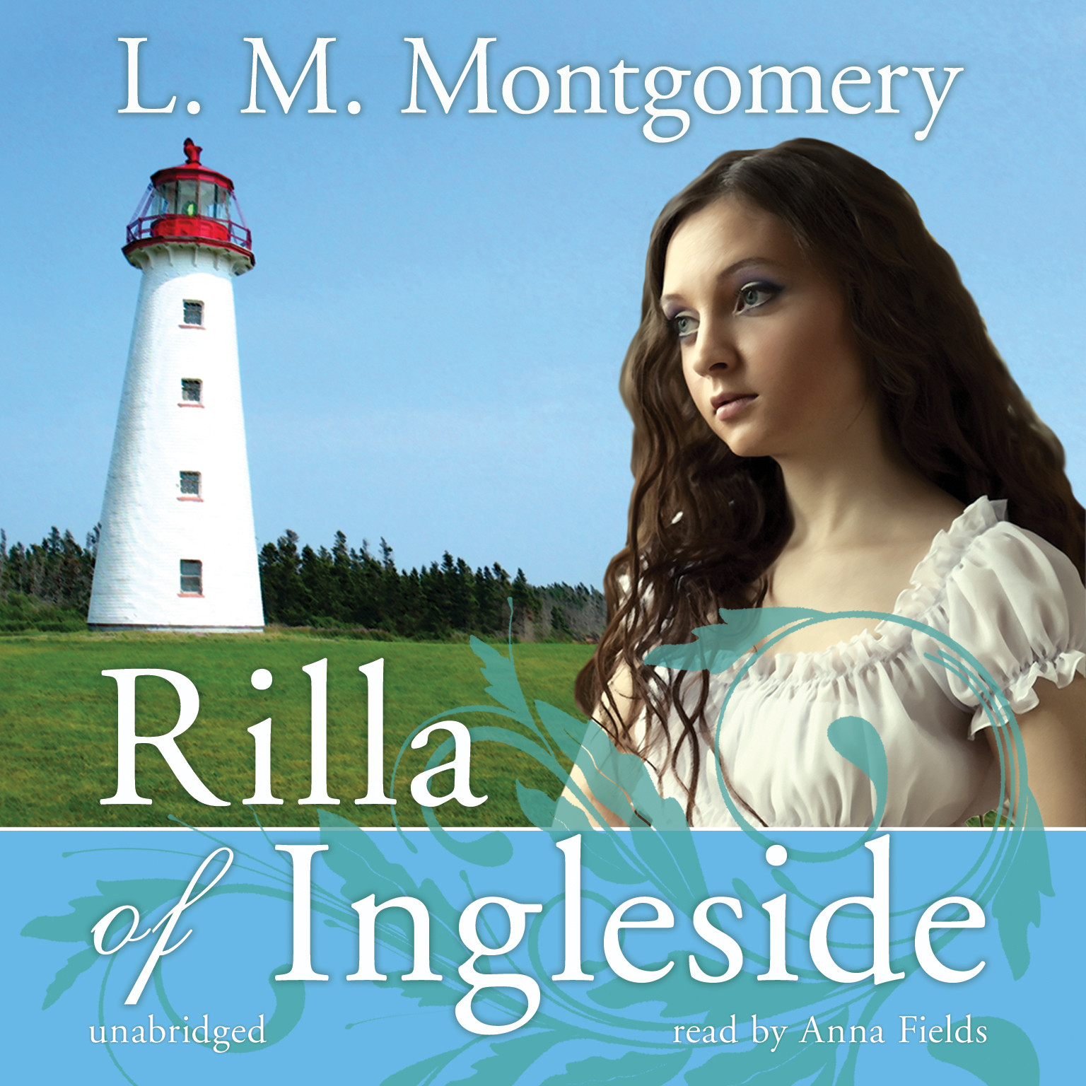 Printable Rilla of Ingleside Audiobook Cover Art