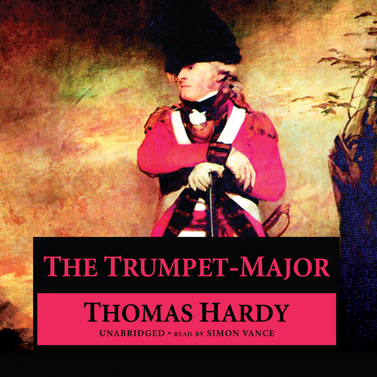 Printable The Trumpet-Major Audiobook Cover Art