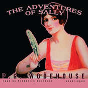 The Adventures of Sally Audiobook, by P. G. Wodehouse