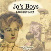 Jo's Boys Audiobook, by Louisa May Alcott