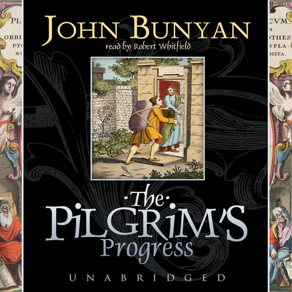 Printable The Pilgrim's Progress Audiobook Cover Art